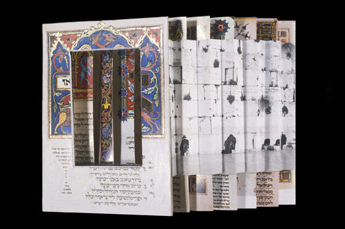 Catherine Steinmann' book The Wailing Wall